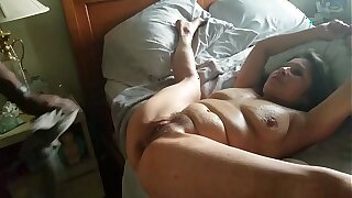 Beautiful milf takea BBC up her ass