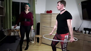 Clip 151A Sissification Workout - 20:09min, Sale: $14