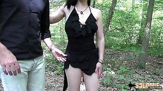 Angela jeune salope soumise baisée par le fils du patron