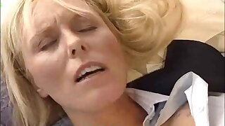 British MILF getting Fucked by A Young Guy