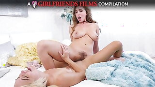 GirlfriendsFilms - Scissoring Compilation