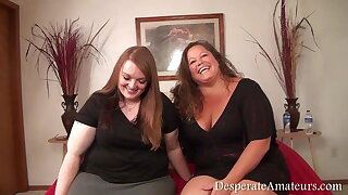 Casting Paige and Khandi Desperate Amateurs Milf fisting