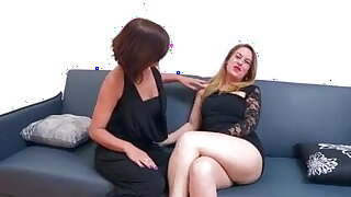 Lucia and Natalia are eager to be drilled by young dicks!