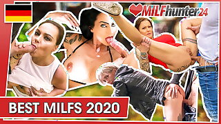 Best German MILFs 2020 Compilation! milfhunter24.com