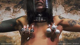 Christmas Orbs - Jessica - Queensnake.com - Queensect.com