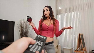 Mind Controlling My Step-Mom To Suck It Hard - Mommyblowsbes