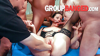 A Fistful of Pleasure at GroupBanged