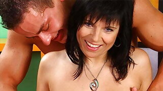 Honey, Are You Jerking? Let Stepmom Help You