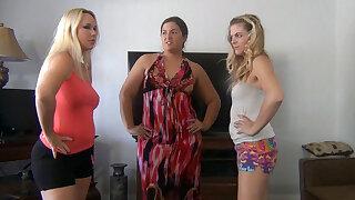 KD002, Kendra vs Laila, Nude Cat Fight